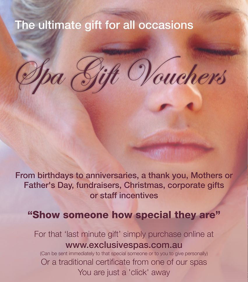 Palm Cove Spa Peppers Gift Certificate